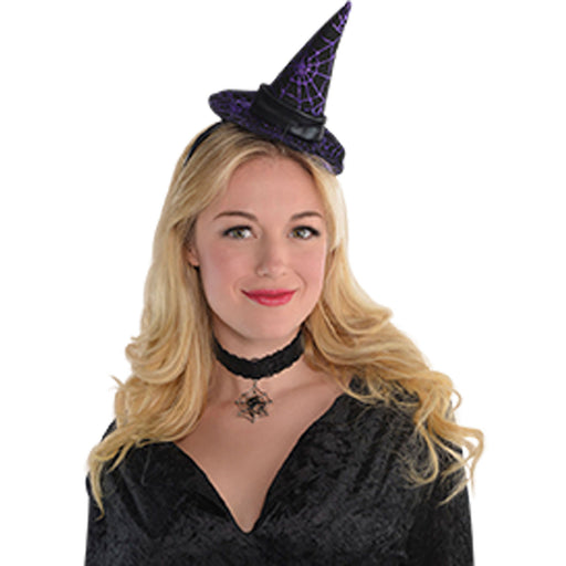 Witch Hat Headband - The Ultimate Party Shop