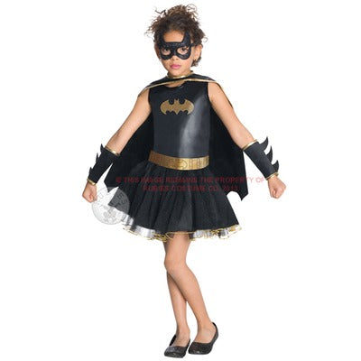 Batgirl Children's Costume - The Ultimate Party Shop