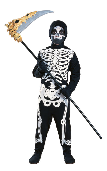 Skeleton Boy Costume - The Ultimate Balloon & Party Shop
