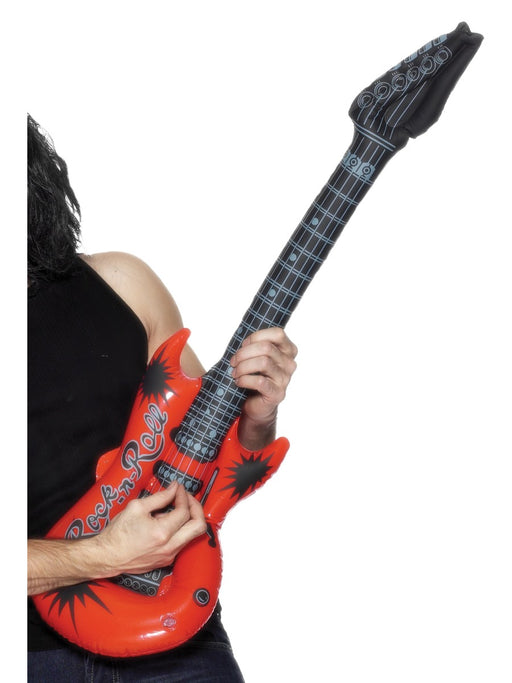 Inflatable Rockstar Guitar - The Ultimate Party Shop