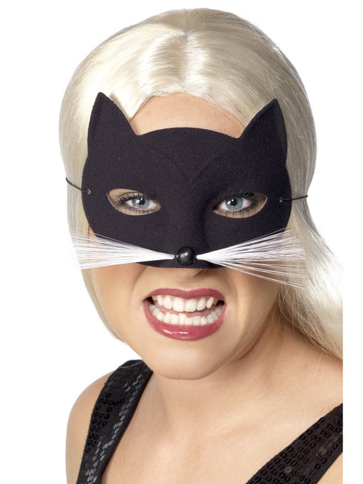 Black Cat Eyemask - The Ultimate Balloon & Party Shop