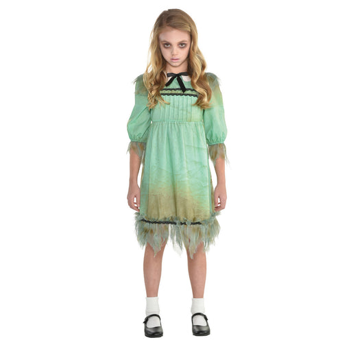 Dreadful Darling Girl's Costume - The Ultimate Party Shop