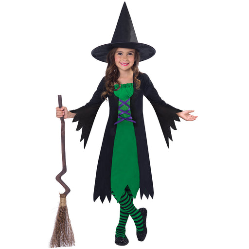 Green Wicked Witch Costume - The Ultimate Party Shop