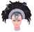 Carnival Feather Headdress - Black - The Ultimate Balloon & Party Shop