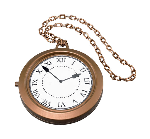 Jumbo Clock Necklace - The Ultimate Party Shop