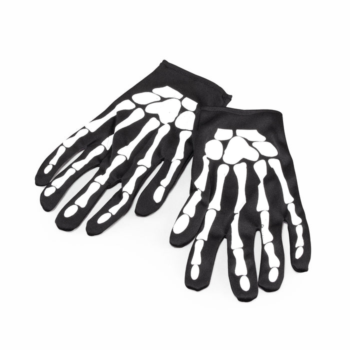 Skeleton Male Gloves