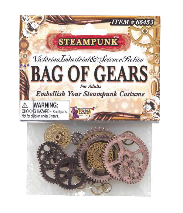 Steampunk - Bag Of Gears - The Ultimate Balloon & Party Shop