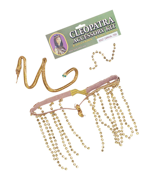 Cleopatra Accessory Kit - The Ultimate Party Shop