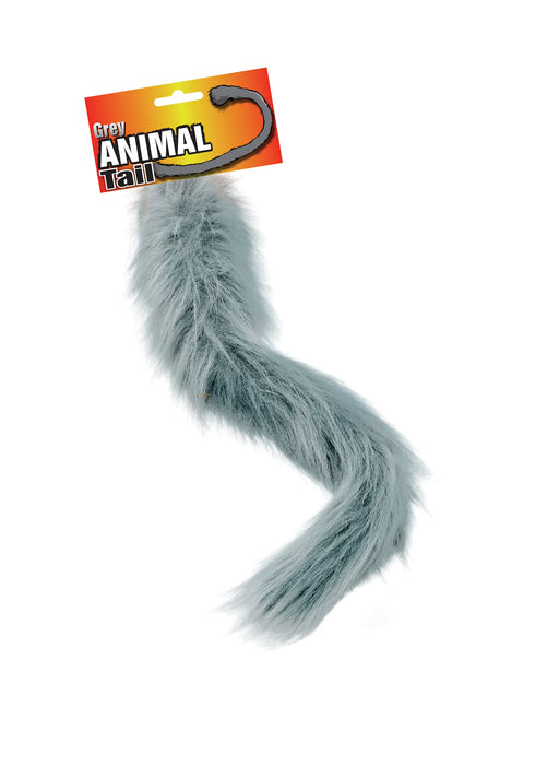 Animal Tail - Grey - The Ultimate Balloon & Party Shop