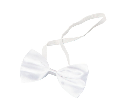 Bow Tie - White - The Ultimate Balloon & Party Shop