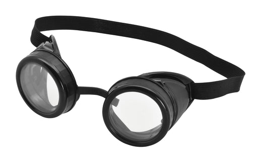 Pilot Goggles - Black - The Ultimate Party Shop