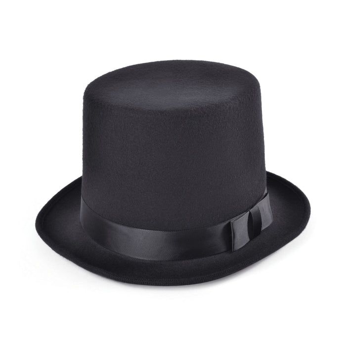 Black Top Hat (Quality) - The Ultimate Balloon & Party Shop