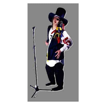 Boy George Hire Costume - The Ultimate Balloon & Party Shop