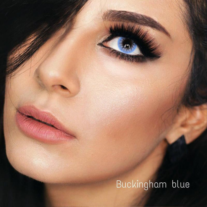 Buckingham Blue Eye Accessories - The Ultimate Balloon & Party Shop