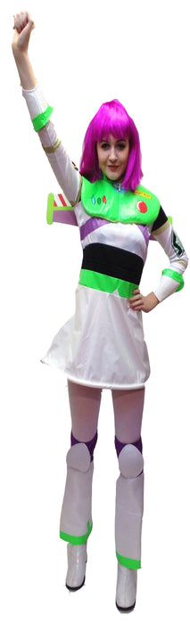 Miss Buzz Hire Costume