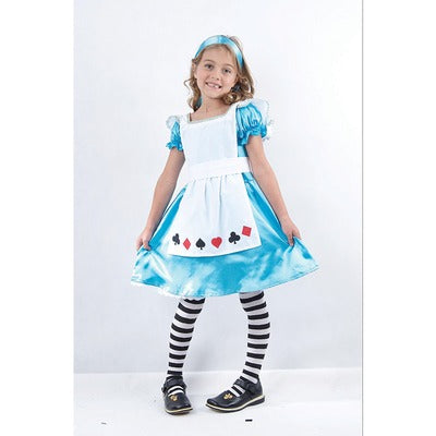 Alice In Wonderland Children's Costume - The Ultimate Party Shop