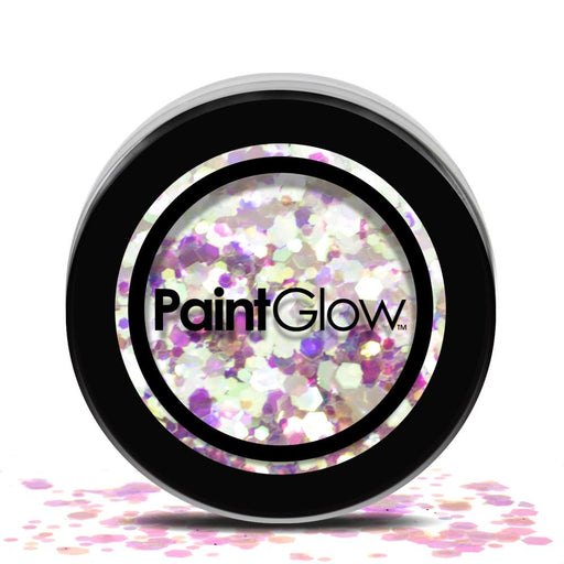 Cosmetic Chunky Glitter Pot - Unicorn Tears - The Ultimate Party Shop