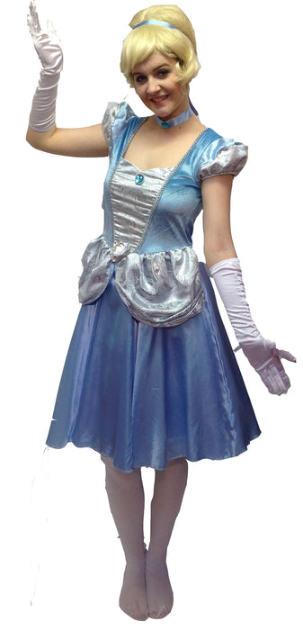 NEW Disney Cinderella Hire Costume - The Ultimate Balloon & Party Shop