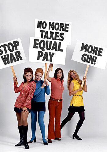 Equal Pay - More Gin Card - The Ultimate Balloon & Party Shop