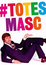 Totes Masc Card - The Ultimate Balloon & Party Shop