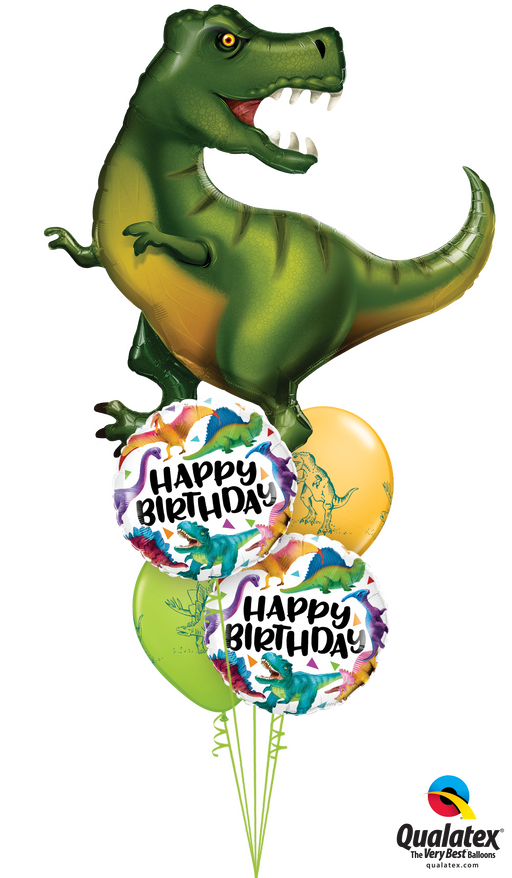 Dinosaur Balloon Display - The Ultimate Balloon & Party Shop