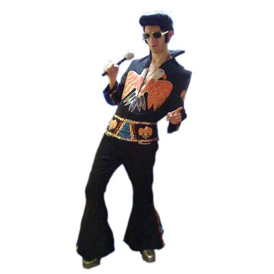 Elvis Hire Costume - The Ultimate Party Shop