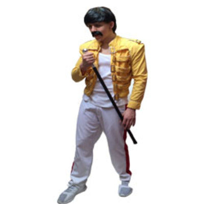 Freddie Mercury Hire Costume