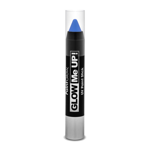 Neon UV Paint Stick - Blue