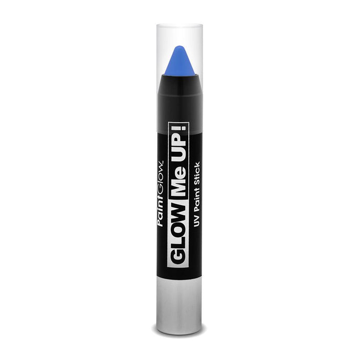 Neon UV Paint Stick - Blue - The Ultimate Balloon & Party Shop