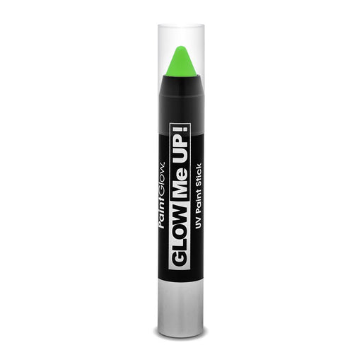 Neon UV Paint Stick - Green - The Ultimate Party Shop