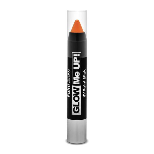 Neon UV Paint Stick - Orange