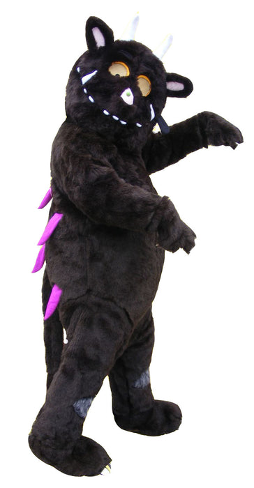Wild Monster Mascot Hire Costume - The Ultimate Balloon & Party Shop