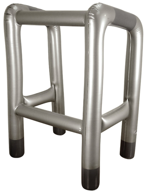Inflatable Zimmer Frame - The Ultimate Party Shop