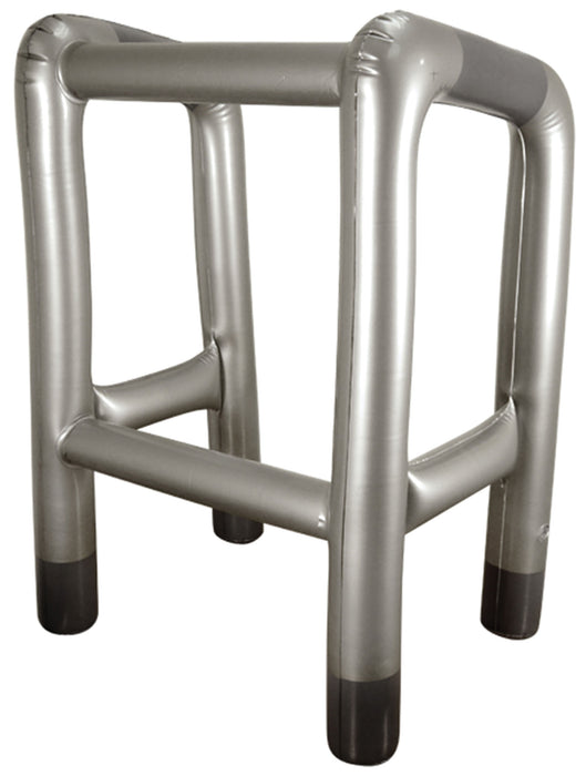 Inflatable Zimmer Frame - The Ultimate Balloon & Party Shop