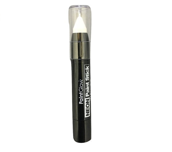 Neon UV Paint Stick - White