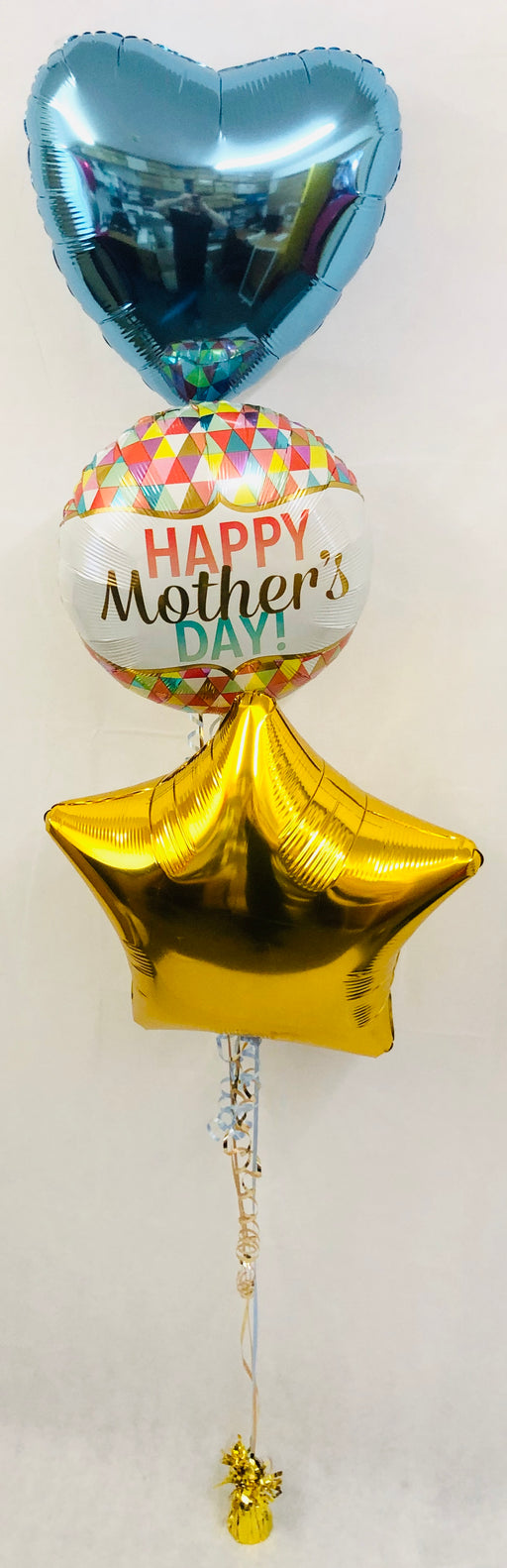 Mothers Day Balloon Display - Bright - The Ultimate Party Shop