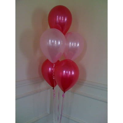 Balloon Bouquet - 5 Balloons - The Ultimate Party Shop