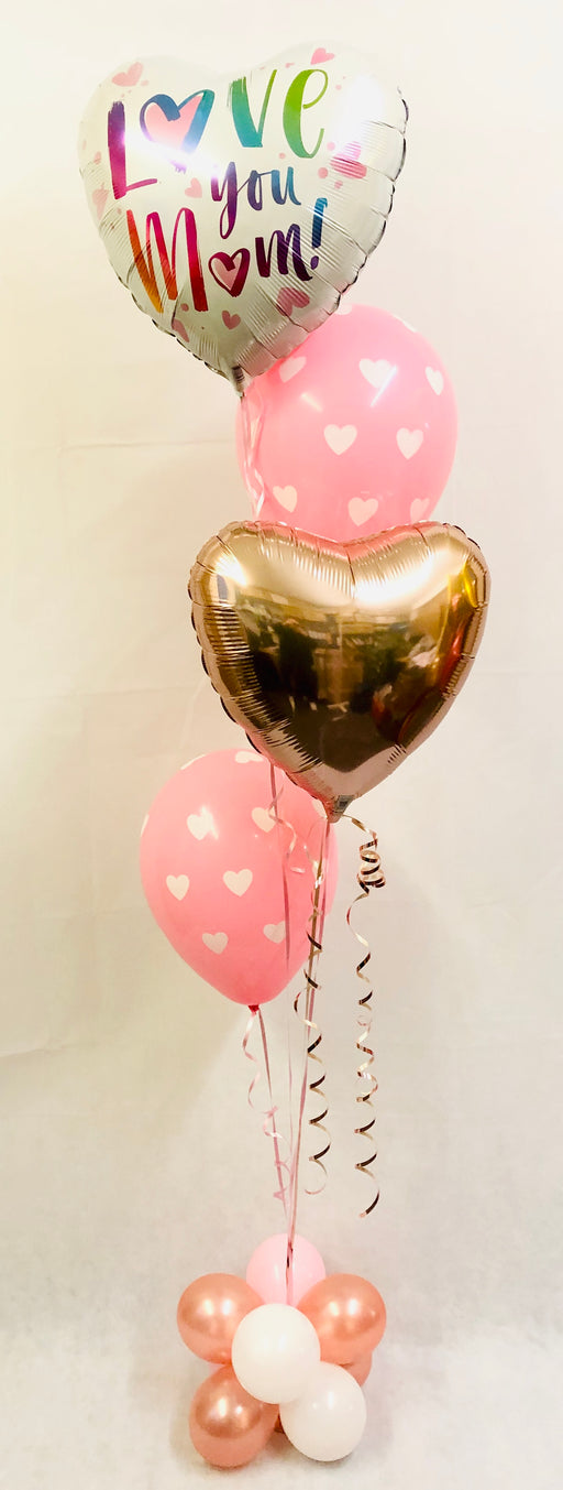 Mothers Day Balloon Display - The Ultimate Party Shop