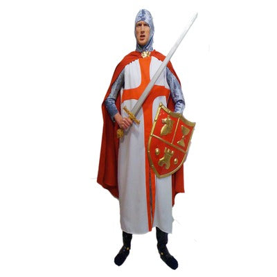 Knight of Camelot Hire Costume