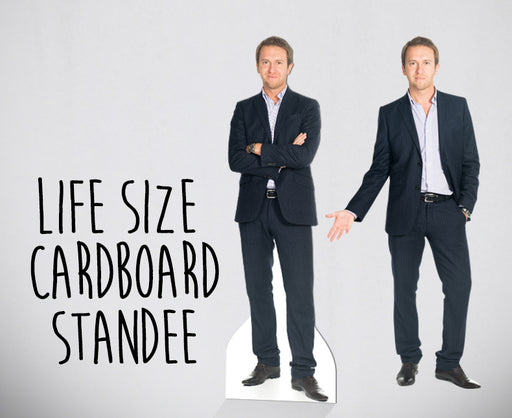 Personalised Life Size Cutout - The Ultimate Party Shop
