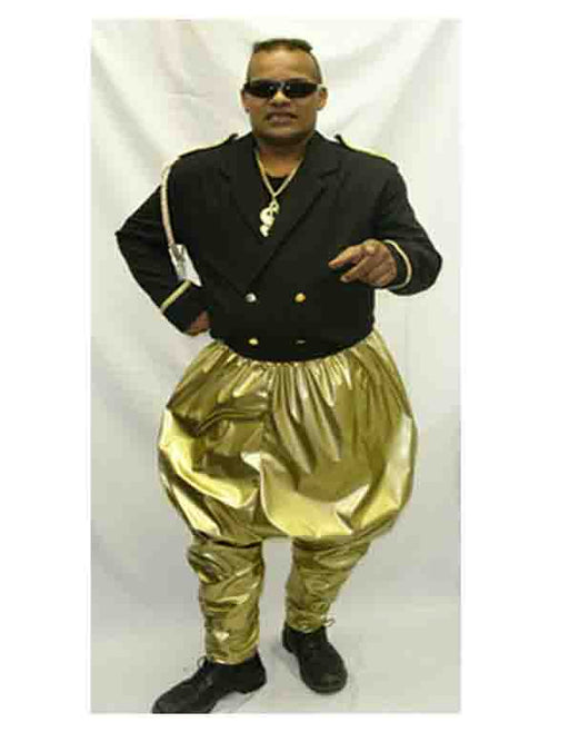 MC Hammer Hire Costume - The Ultimate Party Shop