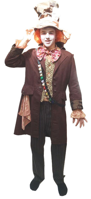 Mad Hatter from Tim Burtons Film Hire Costume