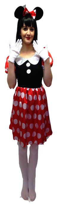 Disney Minnie Mouse Hire Costume