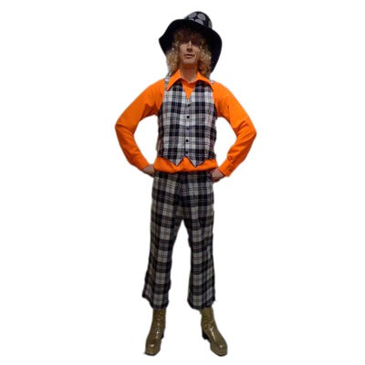 Noddy Holder from Slade Hire Costume - The Ultimate Party Shop
