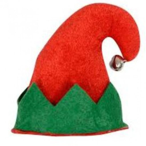 Elf Hat With Bell - The Ultimate Balloon & Party Shop