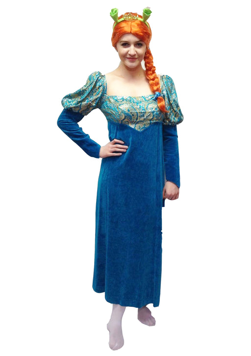 Princess Ogre Hire Costume - The Ultimate Party Shop
