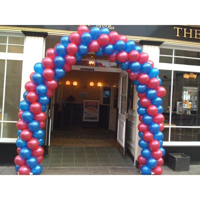 Corporate Colour Spiral Balloon are for Promotions & Events - The Ultimate Party Shop