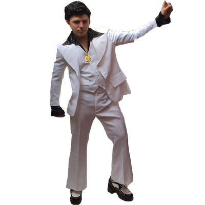 Saturday Night Fever Suit Hire Costume