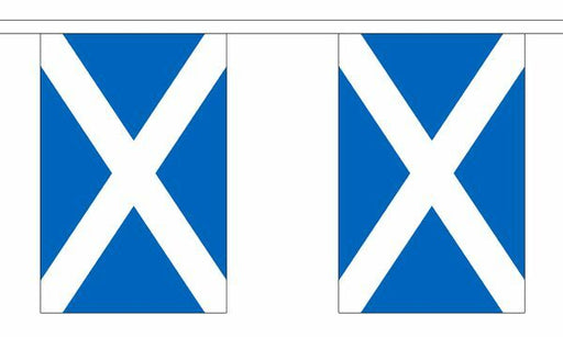 Flag Bunting - Scotland - St Andrews - The Ultimate Party Shop