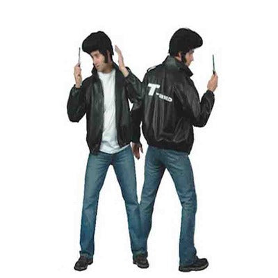 T-Bird Jacket from Grease Hire Costume - The Ultimate Party Shop